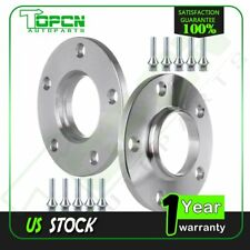 2Pc 10mm 5x120 12x1.5 Hubcentric Wheel Spacers 72.56mm for 2008-2013 BMW 128i