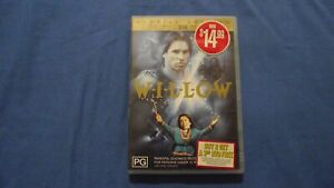 Willow Val Kilmer Joanne Whalley - DVD - R4 - Free Postage