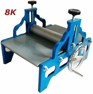 45*35cm Slab Roller for Relief Printing Portable Adjustable Etching Press Roller