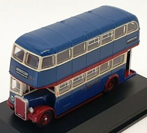 Oxford Diecast 1/76 Scale 76PD2008 - Leyland PD 2/12 A1 Service - Blue