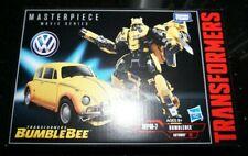 Takara Tomy Hasbro Transformers Masterpiece MPM-7 BUMBLEBEE MOVIE 100% AUTHENTIC