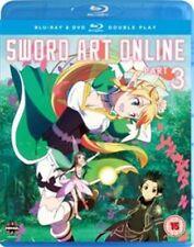 Sword Art Online Part 3 Episodes 15 to 19 Blu-ray Region B