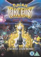 Neuf Pokémon Film 12 Arceus et Le Bijou De Vie DVD (MANG5892)