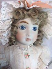 "Francine Cee 1991 LE 500 Reproduction Annabelle BIG 23"" FULL Porcelain Doll MIB"