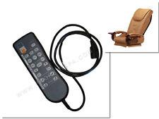 #111 massage remote control for Moon / Valentine / Koi / Dlux pedicure spa chair
