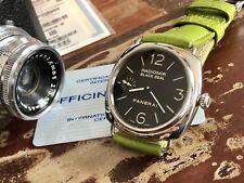 Panerai Radiomir 2006 Black Seal PAM00183 PAM 183 45mm Mens used watch + Box