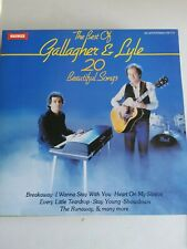 New listing Gallagher And Lyle - The Best Of - Vinyl LP