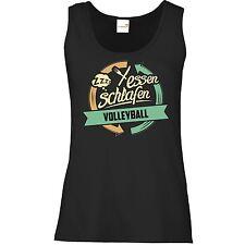 getshirts - RAHMENLOS® Geschenke - Tank Top Damen - Sport Volleyball