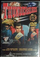 Thunderbirds : Vol 2 (DVD, 2003)  BRAND NEW & SEALED