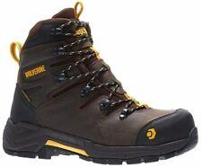 Wolverine Men's Contractor LX Composite Toe Waterproof Leather W10781 Boot 10