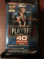 2019 Panini Playoff Football Jumbo Value Pack 40ct Possible: Rookie - Auto / NEW