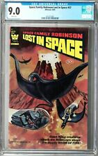 Space Family Robinson Lost in Space #57 CGC 9.0 (Oct 1981, Whitman) White pages