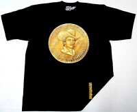 STREETWISE MONEDA DE ORO T-shirt Streetwear Tee Adult Men L-4XL Black NWT