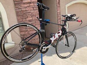 Quintana Roo CD 0.1 Triathlon bike, Size Large, Ultegra