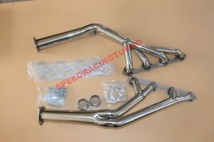 STAINLESS STEEL EXHAUST HEADER FOR 64-70 MUSTANG 260/289/302 V8 TRI-Y HEADER