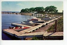 Yankton Boat Basin—Vintage South Dakota Motor Boats—Lewis & Clark Lake 1962
