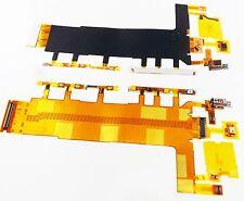 NEW SONY Xperia Z3 D6653 D6603 D6616 Main Volume+Power Button Flex+Mic+Vibrator