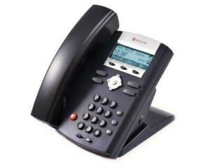 Polycom Soundpoint IP 335 VOIP Digital Telephone Business Phone - Complete