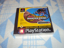 No Fear Downhill Mountain (Sony Playstation 1, 1999)