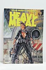 Heavy Metal Magazine - January 1994