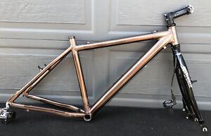 Salsa Bandito Mountain Bike Frame Kinesis Fork Sram Rear Derailleur W Headset 26