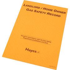 Nuevo informe Pad Casero Gas Seguridad record 25 Pack, Hayes, reglamentos, a estrenar