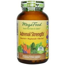 MegaFood, Adrenal Strength, 90 Tablets SAME DAY DISPATCH