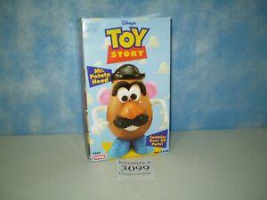 NEW 1995 Playskool Hasbro Walt Disney Toy Story Mr Potato Head PH Tater Spud