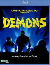 BLU-RAY Demons (Blu-Ray) NEW Dario Argento