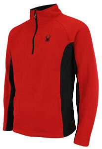 Spyder Men's Outbound 1/4 Zip Core Pullover Sweater - Color Options