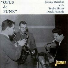 JIMMY DEUCHAR - OPUS DE FUNK  CD NEU