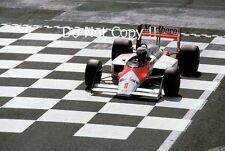 Alain Prost McLaren MP4/3 Francés Grand Prix 1987 fotografía 1
