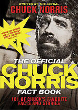 (Good)-OFFICIAL CHUCK NORRIS FACT BOOK THE (Paperback)-NORRIS CHUCK-1414334494