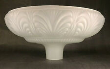 """NEW 14 1/2"""" Etched & Embossed Victorian Torchiere Lamp Shade Made in USA #TS016"""