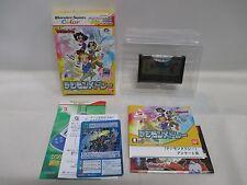 WS -- Digimon Medley -- Box. Can data save! WonderSwan, JAPAN Game Bandai. 34650