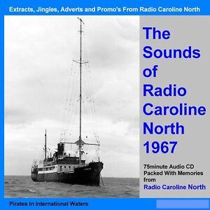 Pirate Radio Caroline North 'The Sounds of Caroline North 1967'