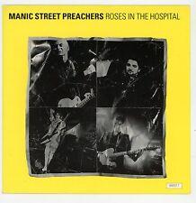 "MANIC STREET PREACHERS : Roses In The Hospital - 7"" UK 1993 red vinyl"