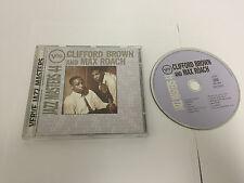 Clifford Brown,Clifford Brown,Max Roach : Jazz Masters 44 CD (1995)