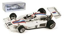Spark S3830 Shadow DN8 Austrian GP 1977 - Arturo Merzario 1/43 Scale