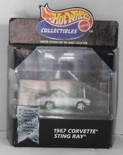 1967 Corvette Stingray Mag Real Riders Hot Wheels Black Box Adult Collectibles