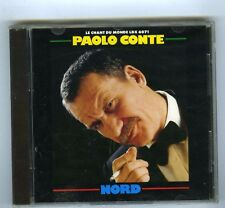 PAOLO CONTE CD (NEUF) NORD