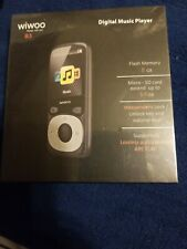 Wiwoo B3 MP3 Player Fm Radio Portable Music Player MP4 8gb