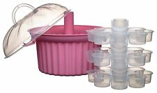 Kitchen Craft Sweetly Does It Three Tier Cupcake Carrier