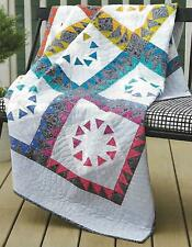 Sunburst Society Quilt quilting pattern instructions