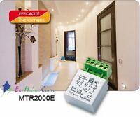 Télérupteur encastré 2000W MTR2000e Yokis 5454350