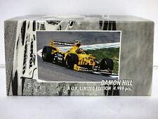 Minichamps Jordan 198 4th Place German GP August 2nd 1998 Damon Hill