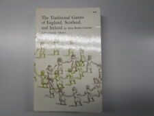 Acceptable - Traditional Games of England, Scotland and Ireland: v. 1 - Gomme, A
