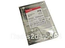 Toshiba Internal Hard Disk HDD 3.5 inch  SATA P300 Desktop PC 3TB 7200rpm