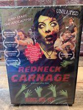 Redneck Carnage DVD NEW Sealed