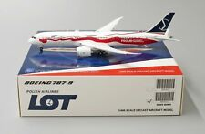 JC Wings 1:400 LOT Polish Airlines Boeing 787-9 'Independence-Flaps Down' SP-LSC